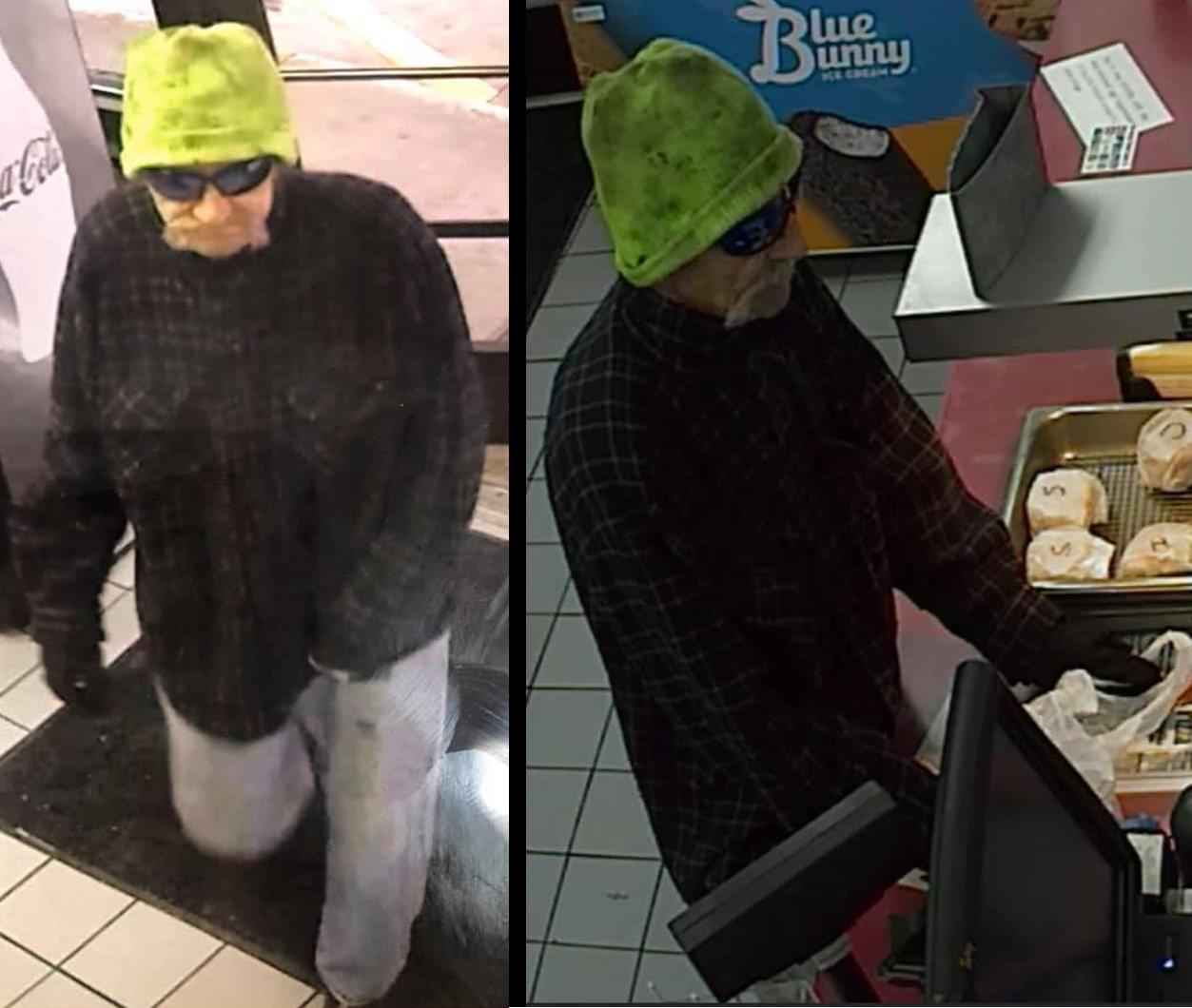 Union County Deputies Searching for Robbery Suspect