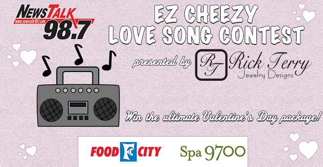 EZ Cheezy Love Song Contest