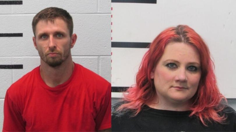 Scott County Sheriff's Office Searching for Two Suspects