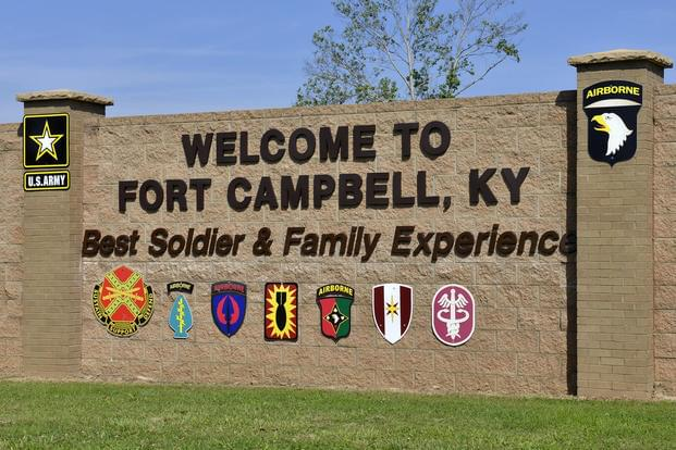 A Fort Campbell Soldier Injured in Knoxville