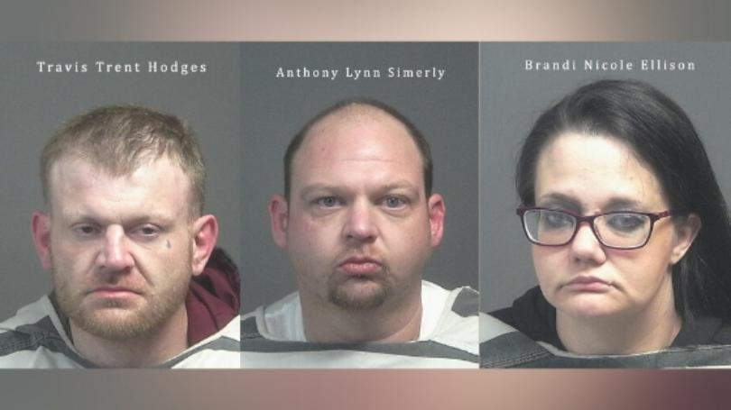 Multiple Arrests in Blount County for Drug Possession Including Crystal Meth and Herion