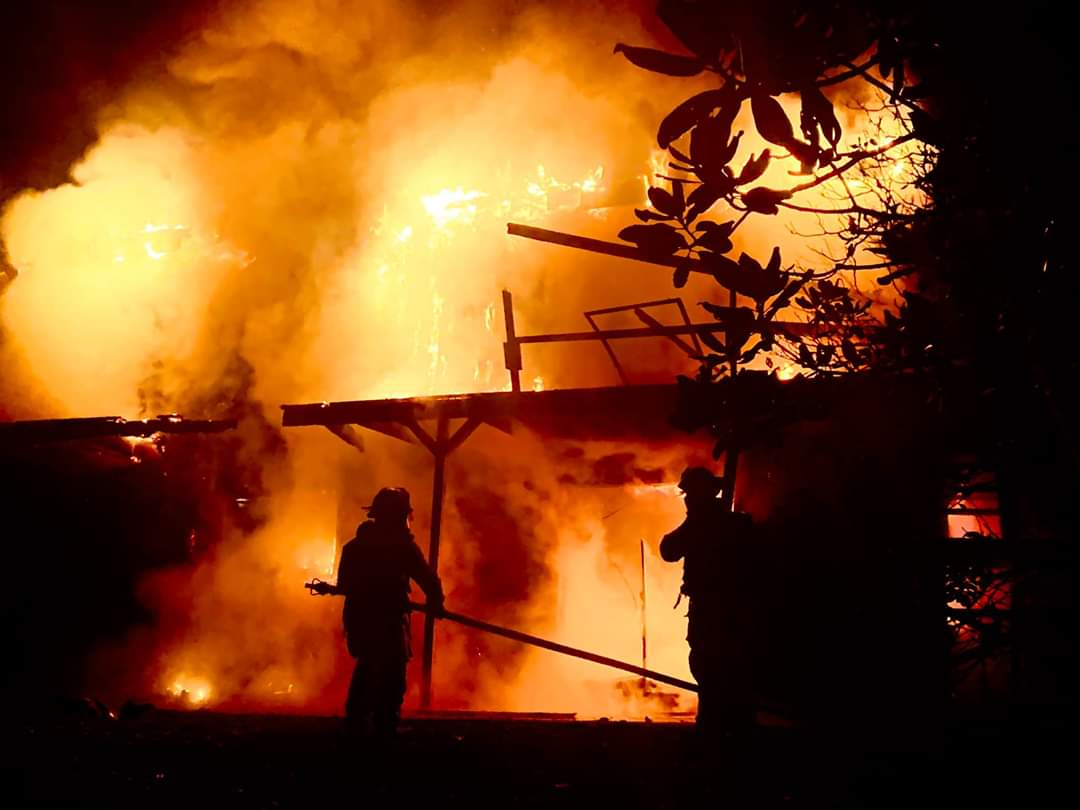 Oak Ridge Fire Department is Asking for Help to Find an Arsonist
