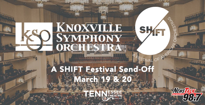 Knoxville Symphony Orchestra: A SHIFT Festival Send-Off