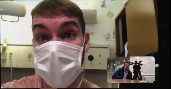 An East Tennessee Man Says He Contracted Coronavirus While Working on the Diamond Princess
