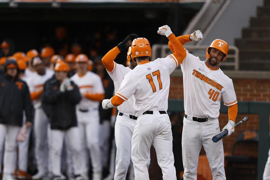 Vols Continue to Roll with 12-1 Win over UNC Asheville