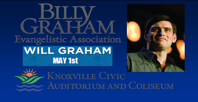 Knoxville Celebration with Will Graham