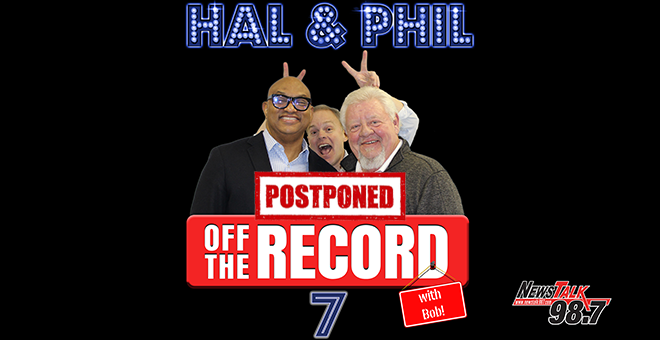 Hal & Phil Off The Record 7 (with Bob!)
