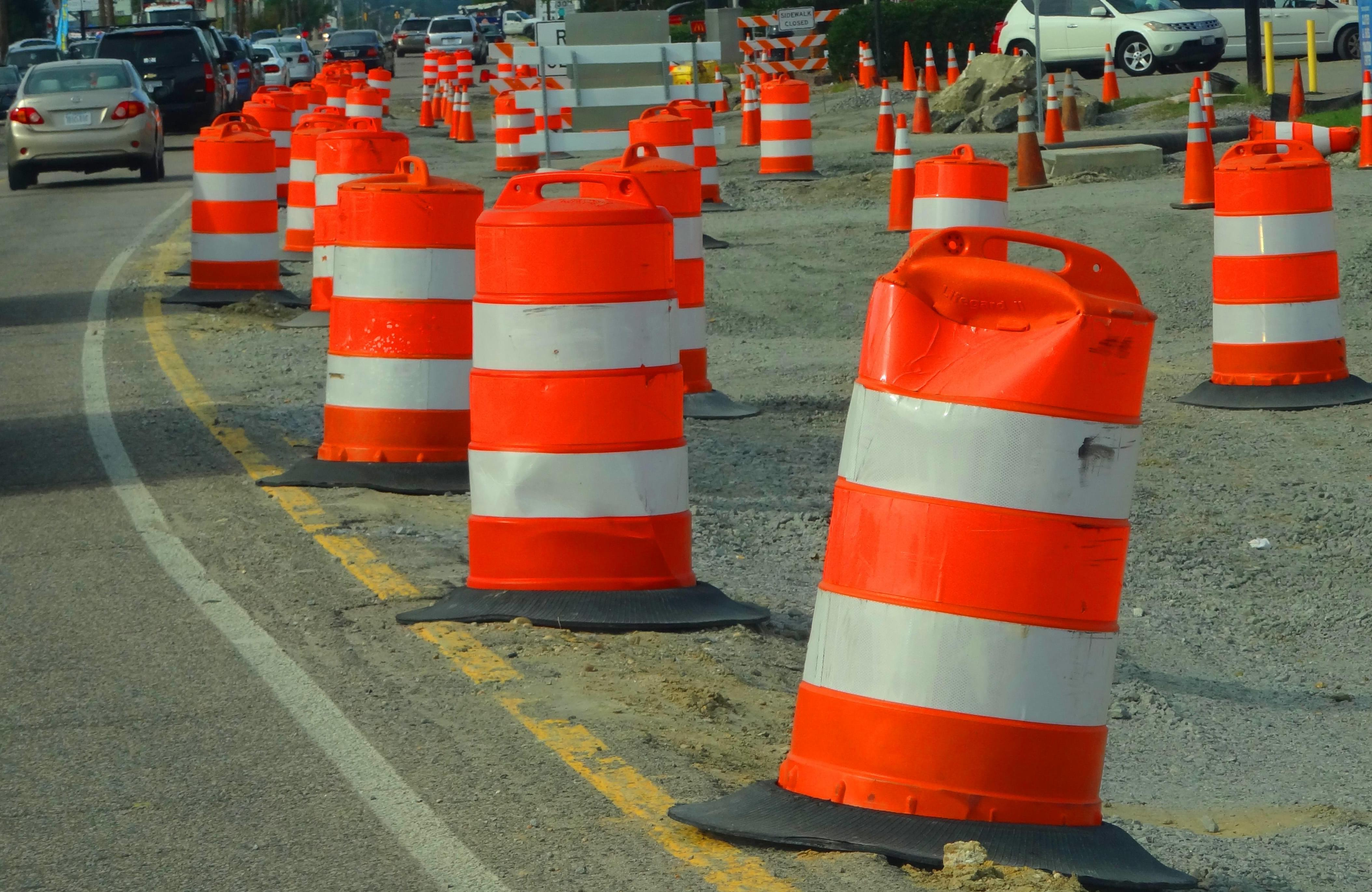 TDOT Suspending Interstate Construction Work This Weekend