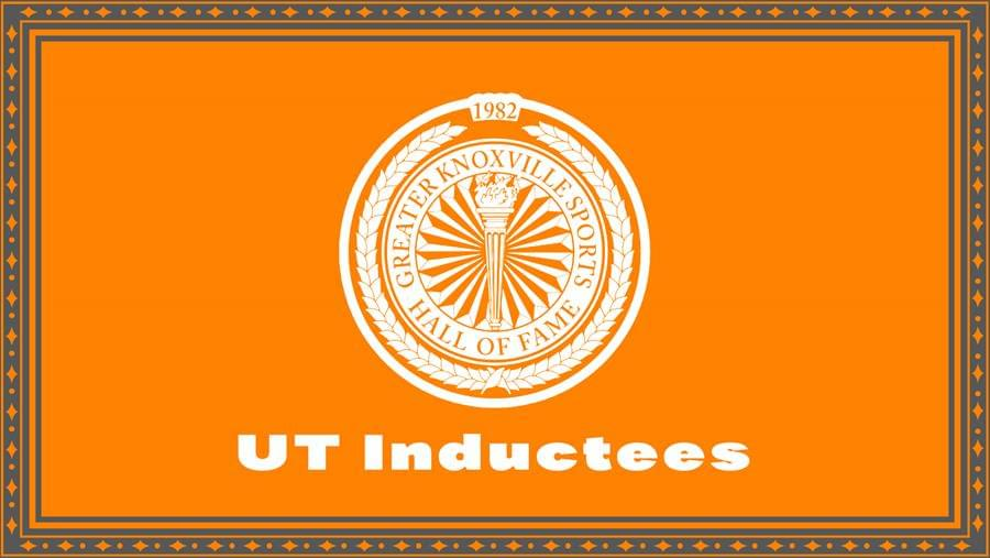 Helton Highlights UT Inductees for Greater Knoxville Sports Hall of Fame