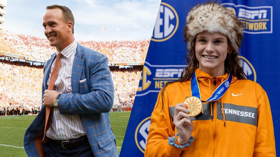 """Peyton Manning and Erika Brown Featured in YouTube's """"Dear Class of 2020"""""""