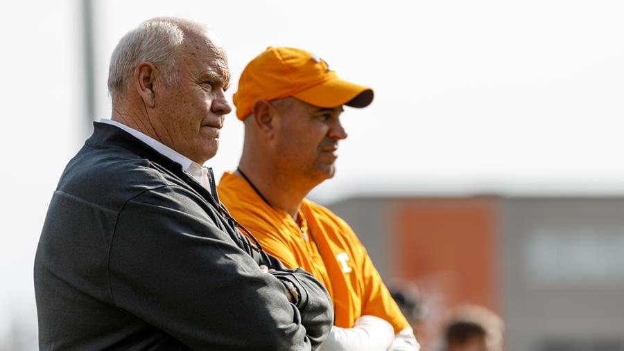 Reports: Both Fulmer and Pruitt out at UT