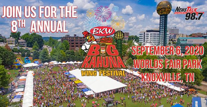Big Kahuna Wing Festival