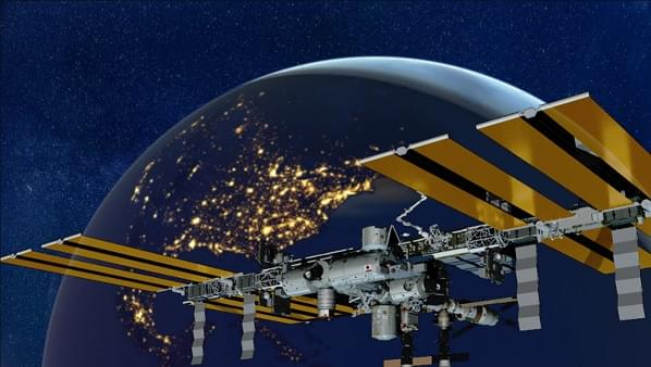 ISS Scheduled to Make Passes Over Knoxville in Coming Weeks