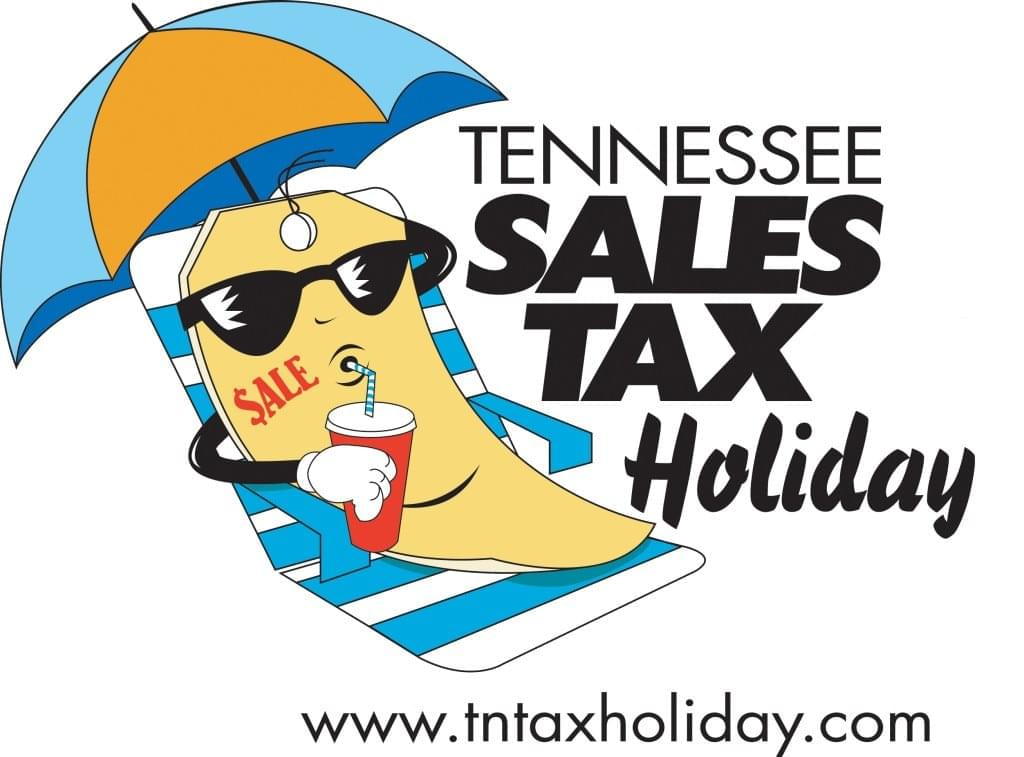 Tax Free Weekend this Friday