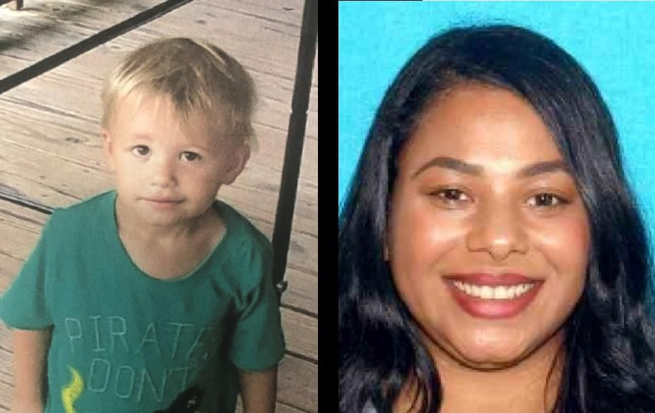 AMBER ALERT: Caylen Williams Missing from Tellico Plains