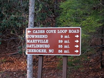 Cades Cove Scheduled Prescribed Burn for Thursday