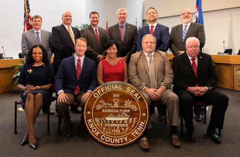 County Commission Passes Resolution and Appoints Citizen to Board of Health