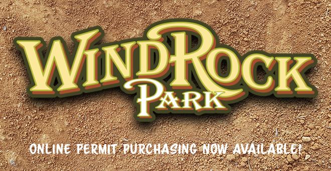 Windrock Park Online Permit Purchasing