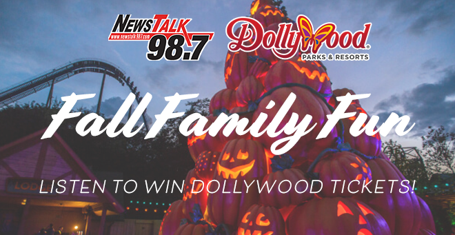 Fall Family Fun with Dollywood & NewsTalk 98.7