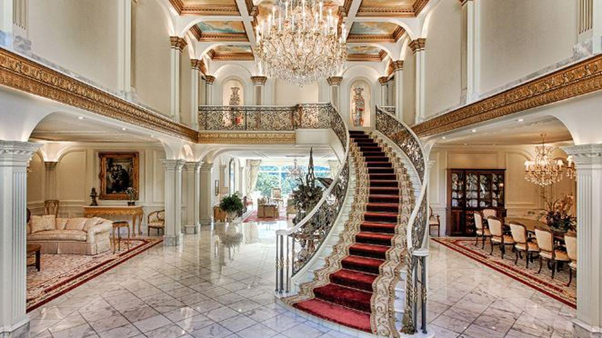 The Largest Home in Tennessee Located in Knoxville Sells for 11 Million Dollars