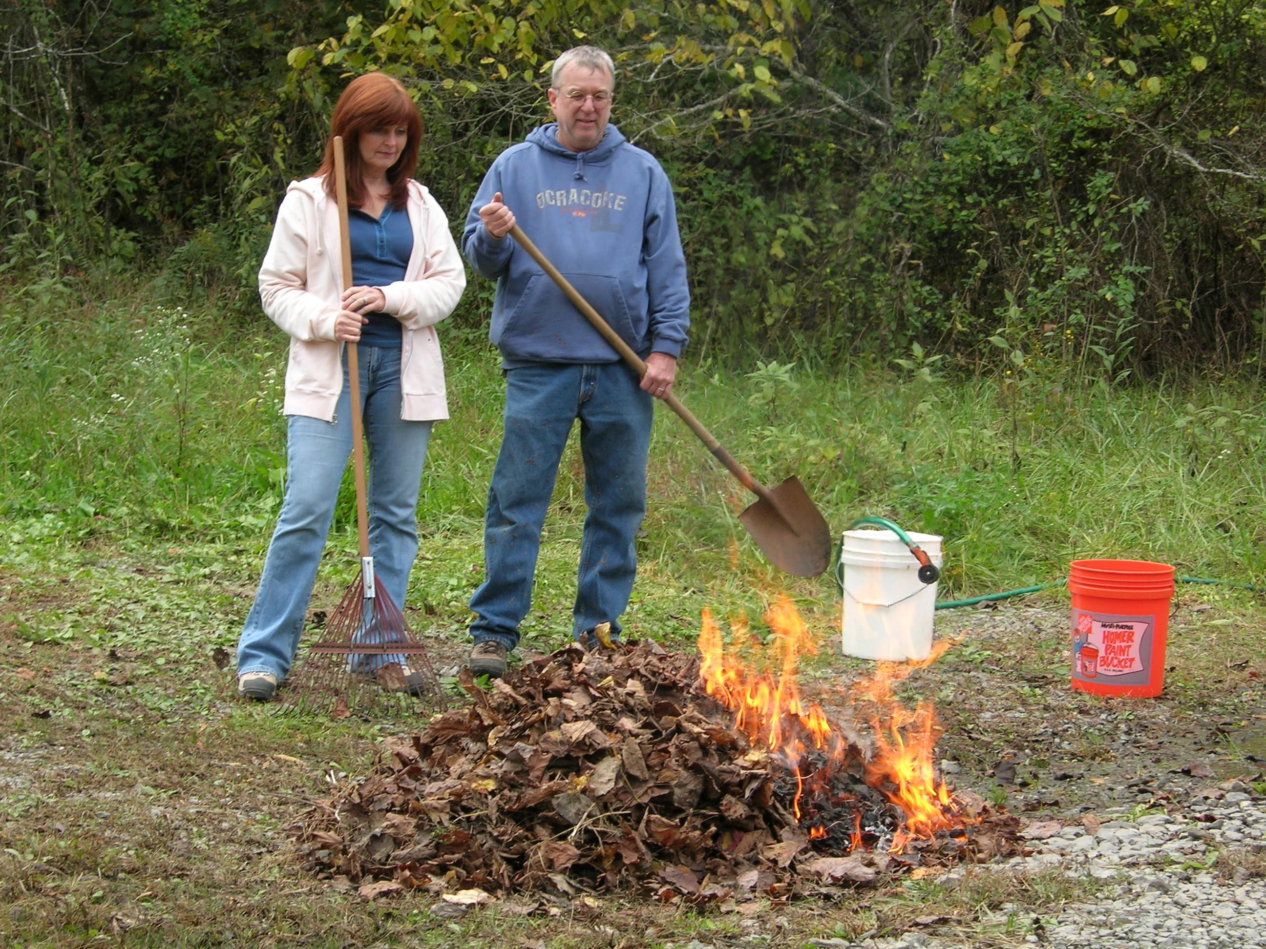 Wildfire Season is Underway and Tennesseans are Required to Have a Burn Permit for any Debris
