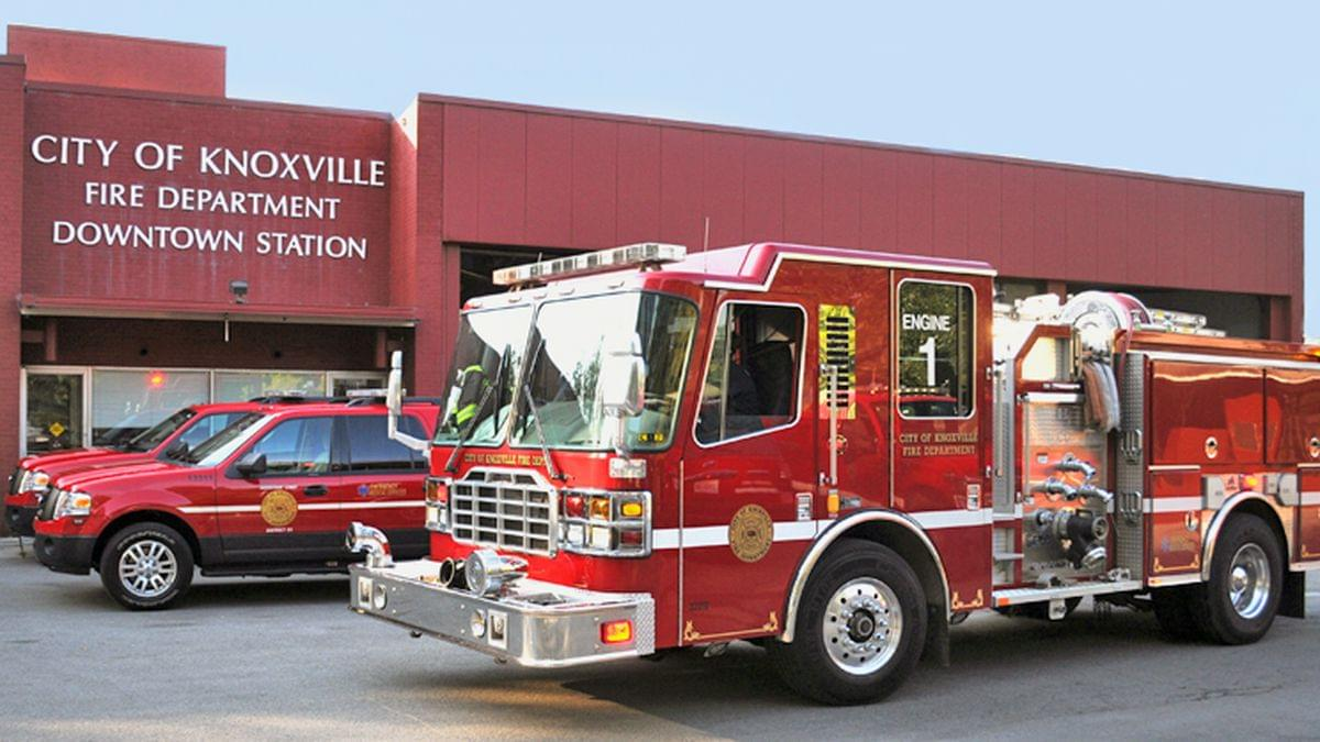 Knoxville Fire Department Investigating North Knoxville Home Fire