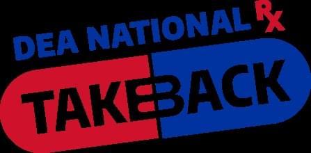 DEA Drug Take Back This Saturday