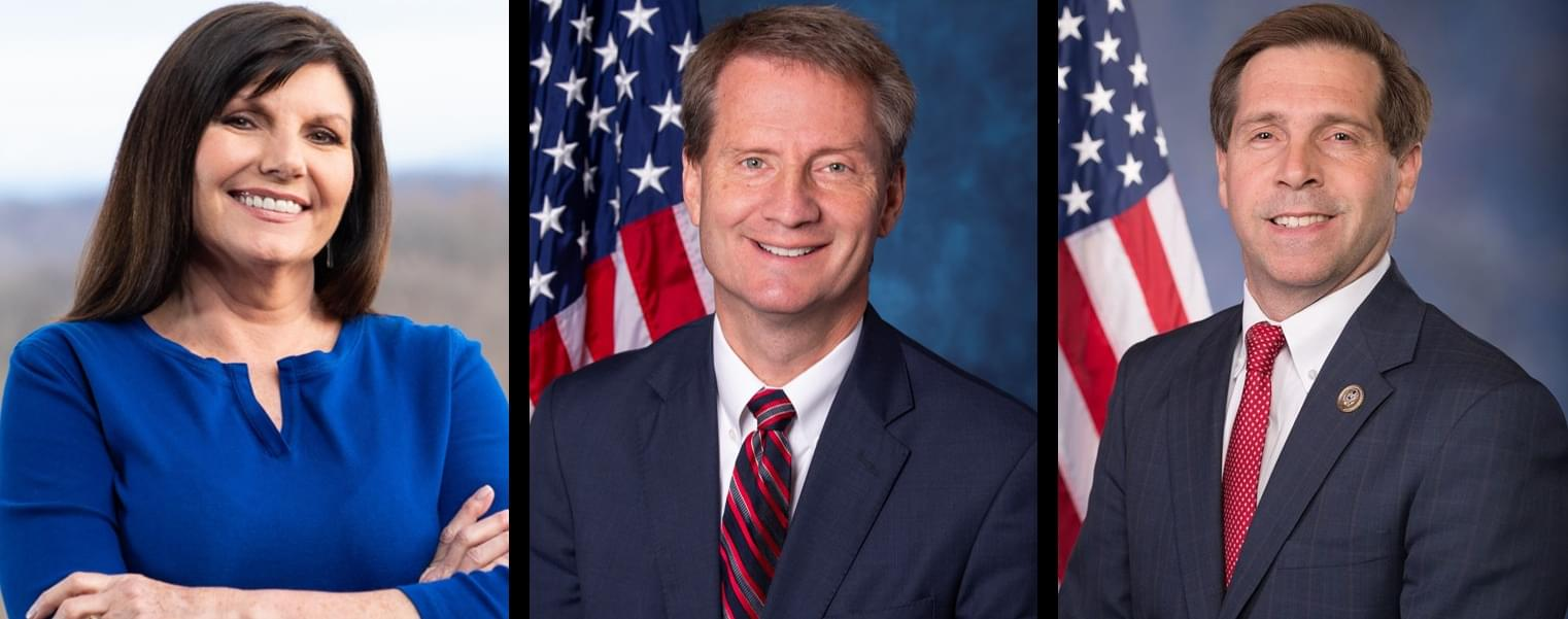Harshbarger Picks up District 1 and Incumbents Win TN's US House Seats