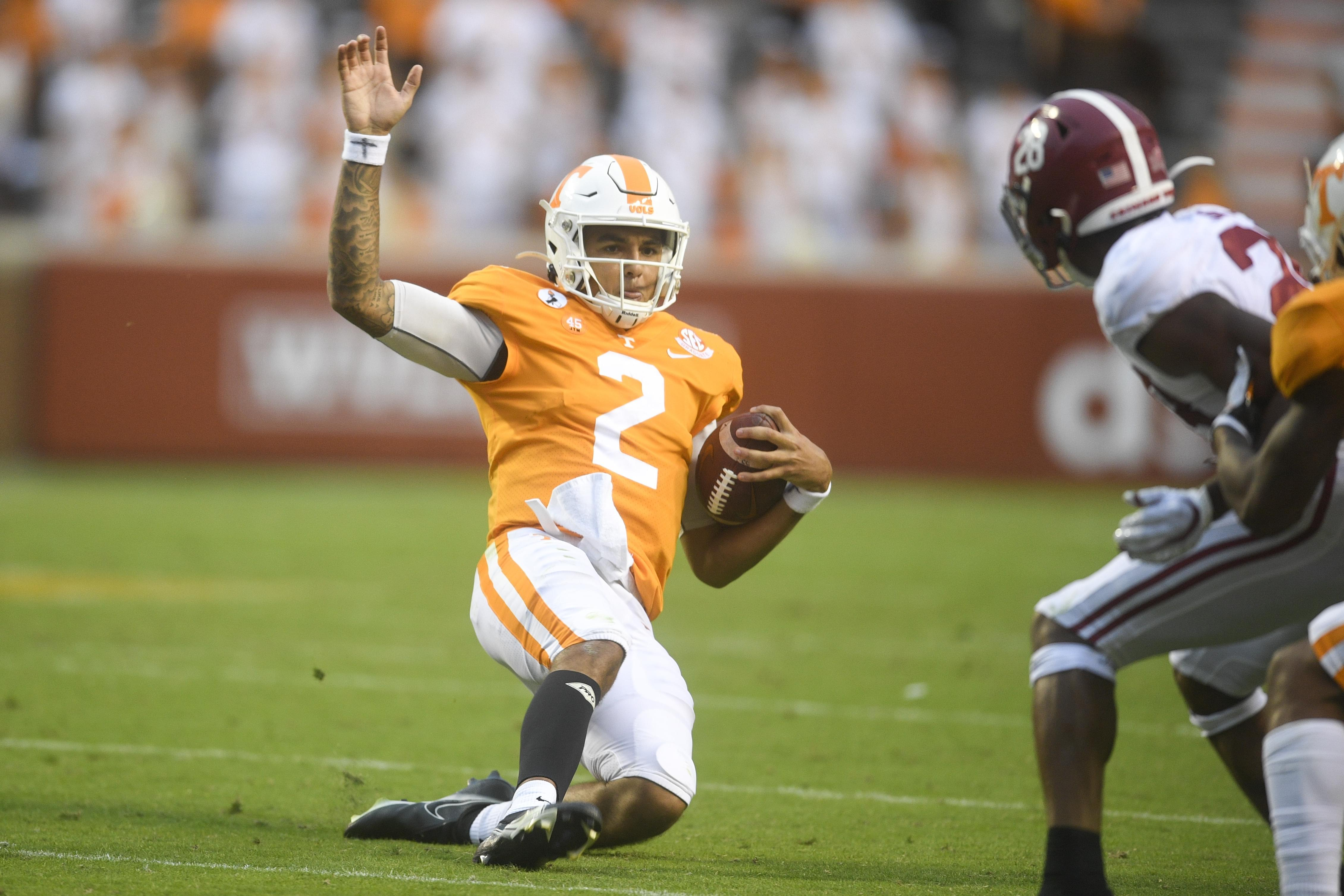 Week 7 SEC football score predictions; a near must-win game for Vols, UF/UGA grudge match