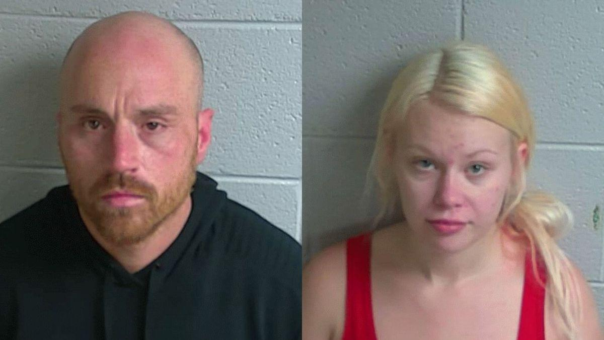 Morristown Police Arrest Two People Found in Possession of Stolen Car and Counterfeit Money
