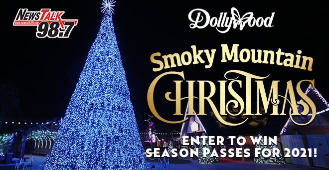 NewsTalk 98.7 Celebrates Dollywood's Smoky Mountain Christmas