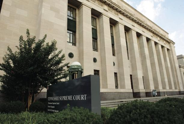 Tennessee Supreme Court Suspends Jury Trials Until the end of January 2021