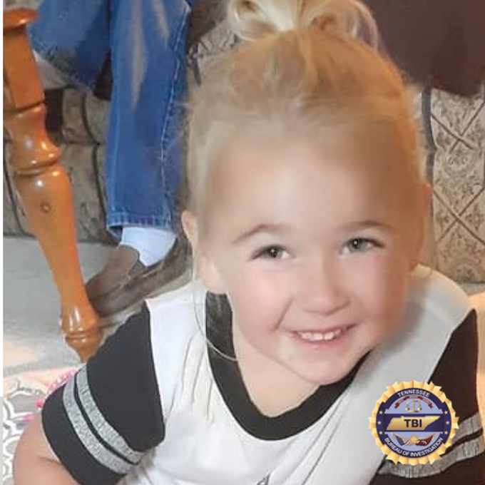 An Endangered Child Alert for a 3 Year-Old Girl in Greene County