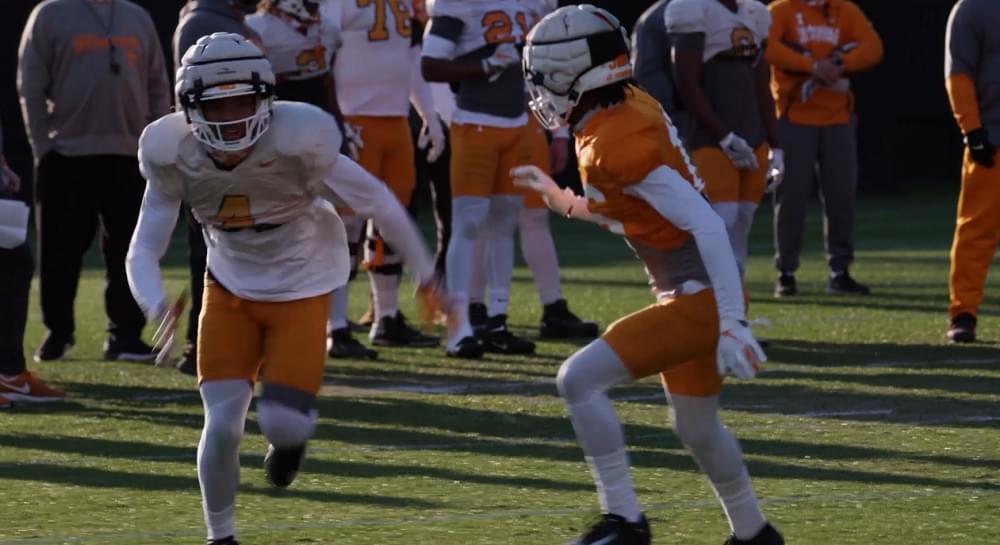 WATCH: Tennessee Football Practice – Florida Week