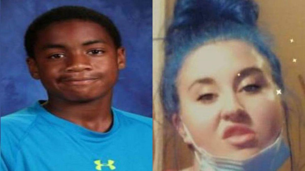 Missing Kingsport Teens