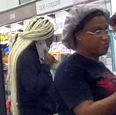 KPD Asking for Help to Identify Two People Suspected of Stealing Pre-Paid Cards from Two Walgreen's Locations