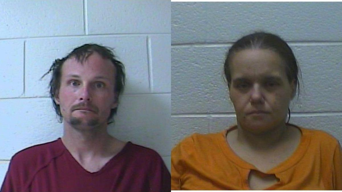 Johnson City Couple Arrested When Police Discovered Them, Possibly Intoxicated, Asleep in Vehicle with Kids in Back Seat