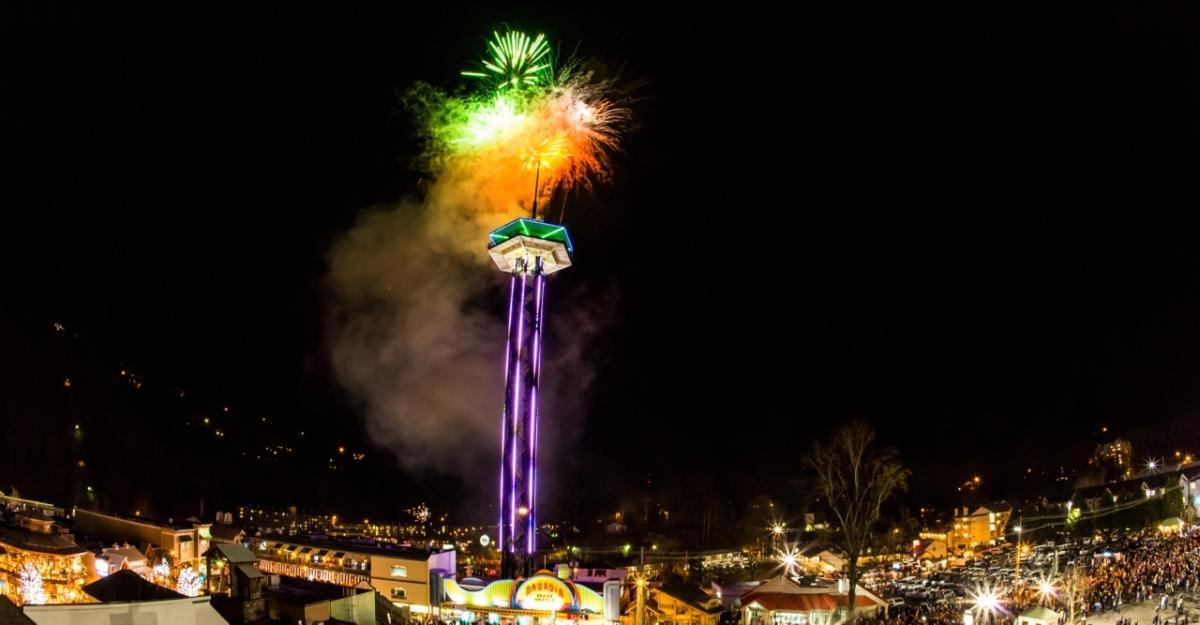 Gatlinburg Cancels New Year's Eve Fireworks Celebration