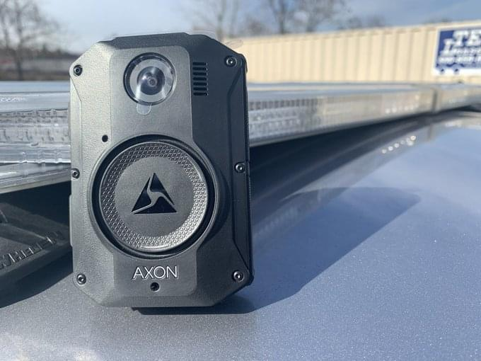 KPD Receives 300 Body Cameras For Officers