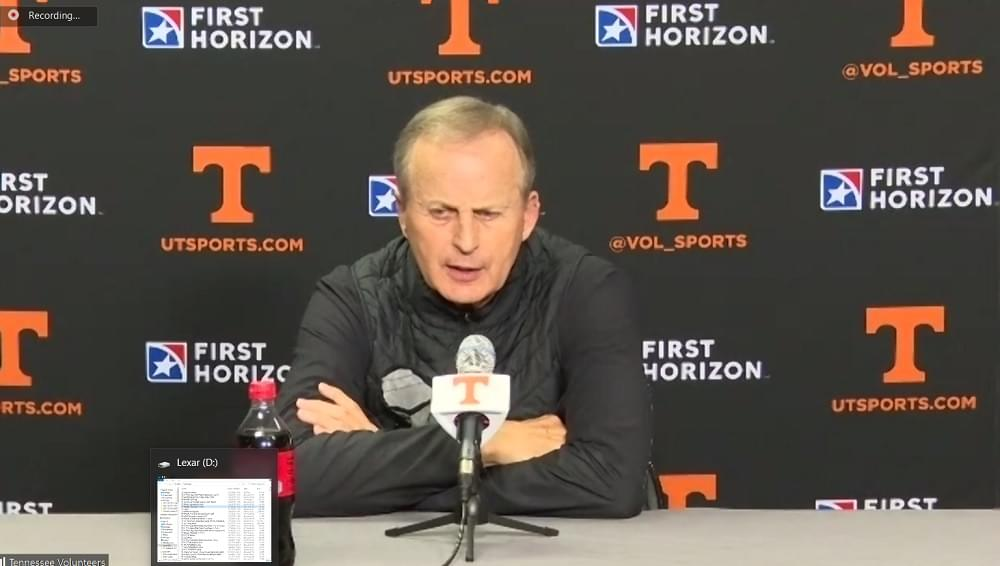 "WATCH: Barnes compliments Miss State's guard play, rebounding and physicality; says Springer ""looked like he was doing better"""
