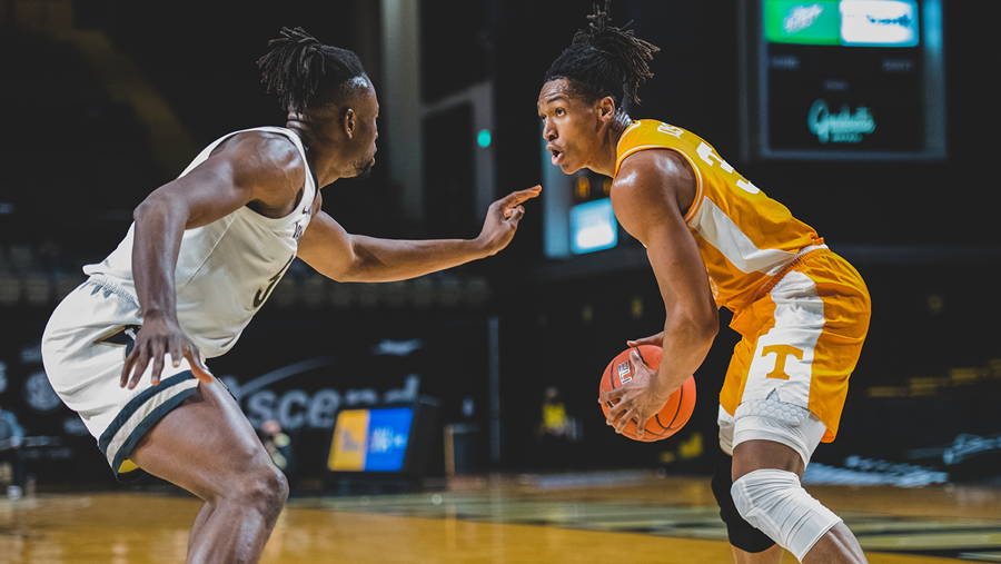 Highlights/Interviews/Boxscore/Story: Vols Down Vandy in Nashville, 70-58