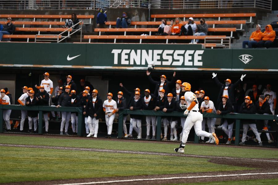 Boxscore/Postgame/Story: Beck Homers Again as #15 Vols Take Series Opener vs. Indiana St.