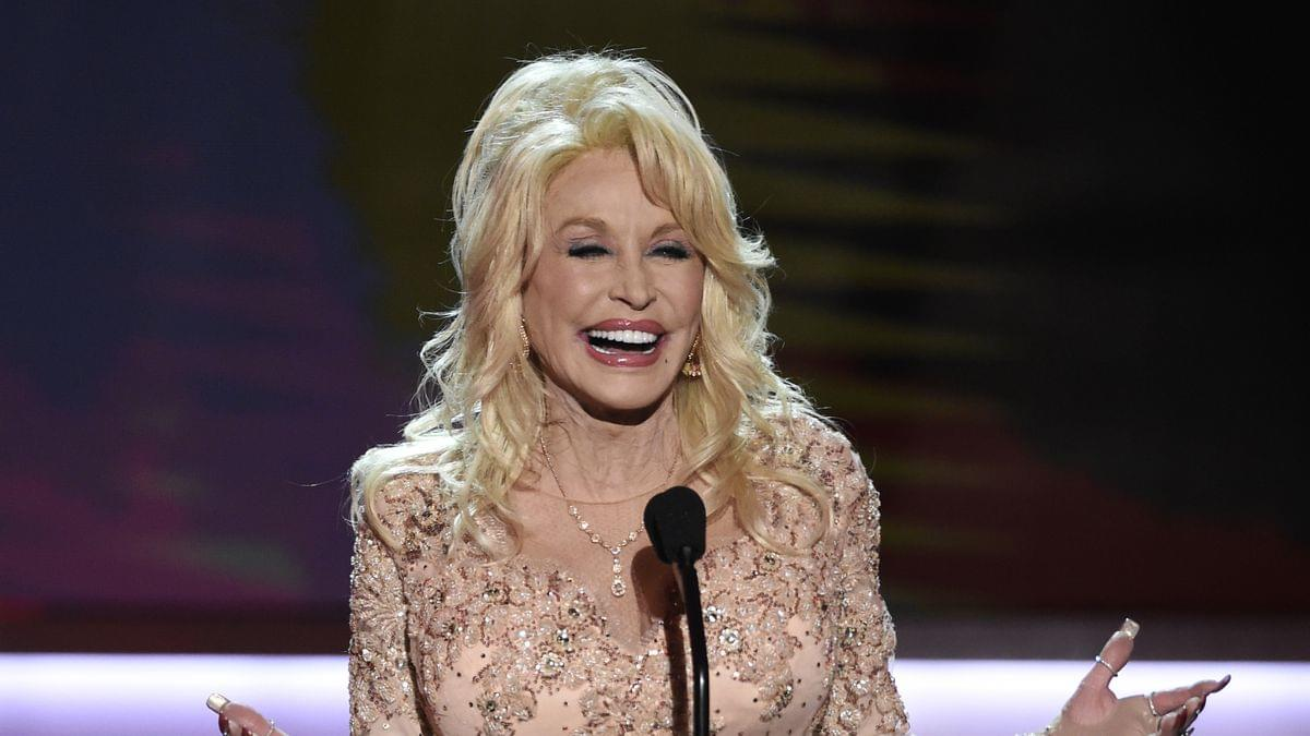Dolly Parton is Nominated for Her 50th Grammy