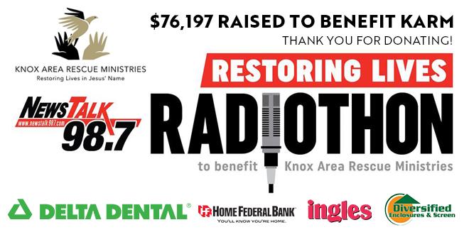 KARM Restoring Lives Radiothon