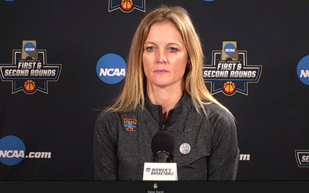 WATCH: Kellie Harper comments after 1st Rd win over MTSU