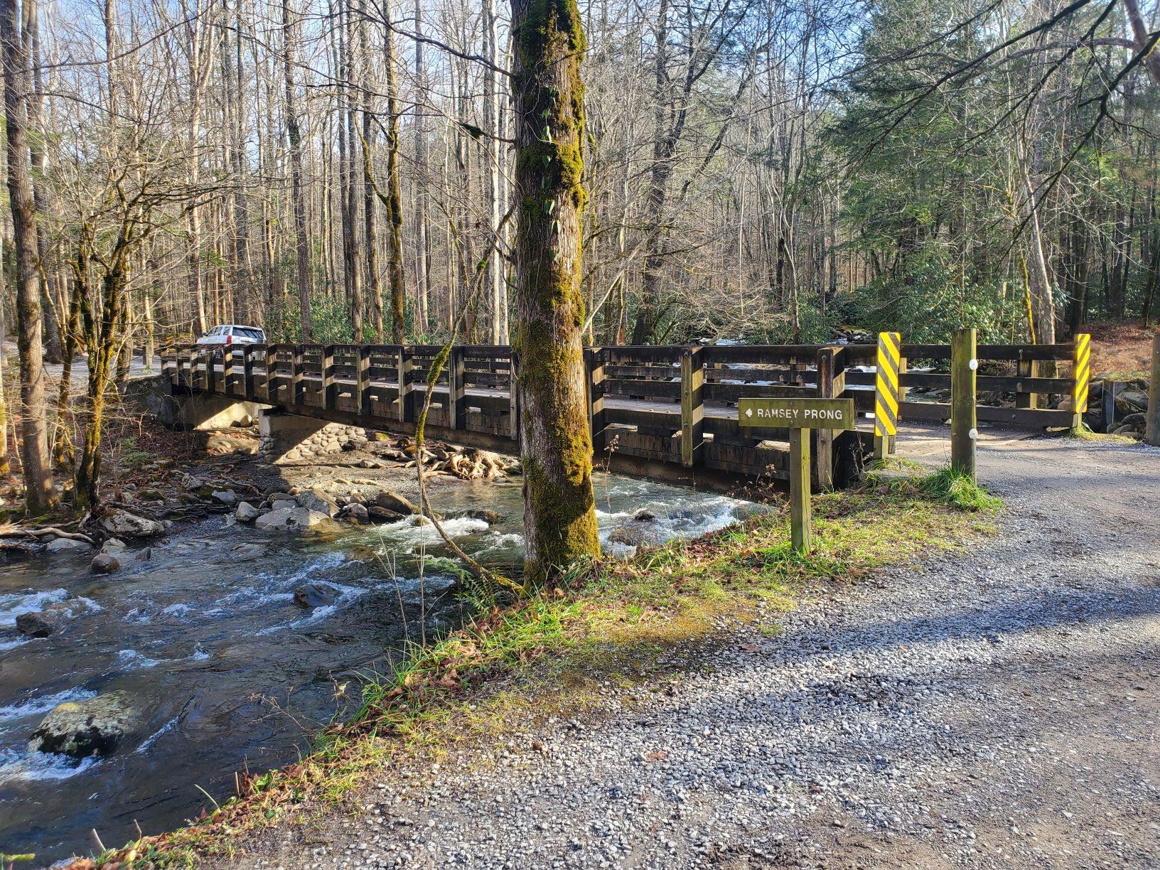 GSMNP Announcing Extended Road Closures in the Park