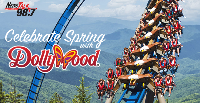 Celebrate Spring with Dollywood