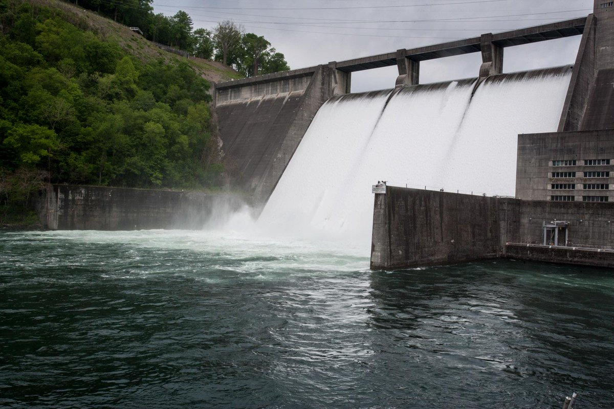TVA Working to Help Control Flooding on Norris Lake