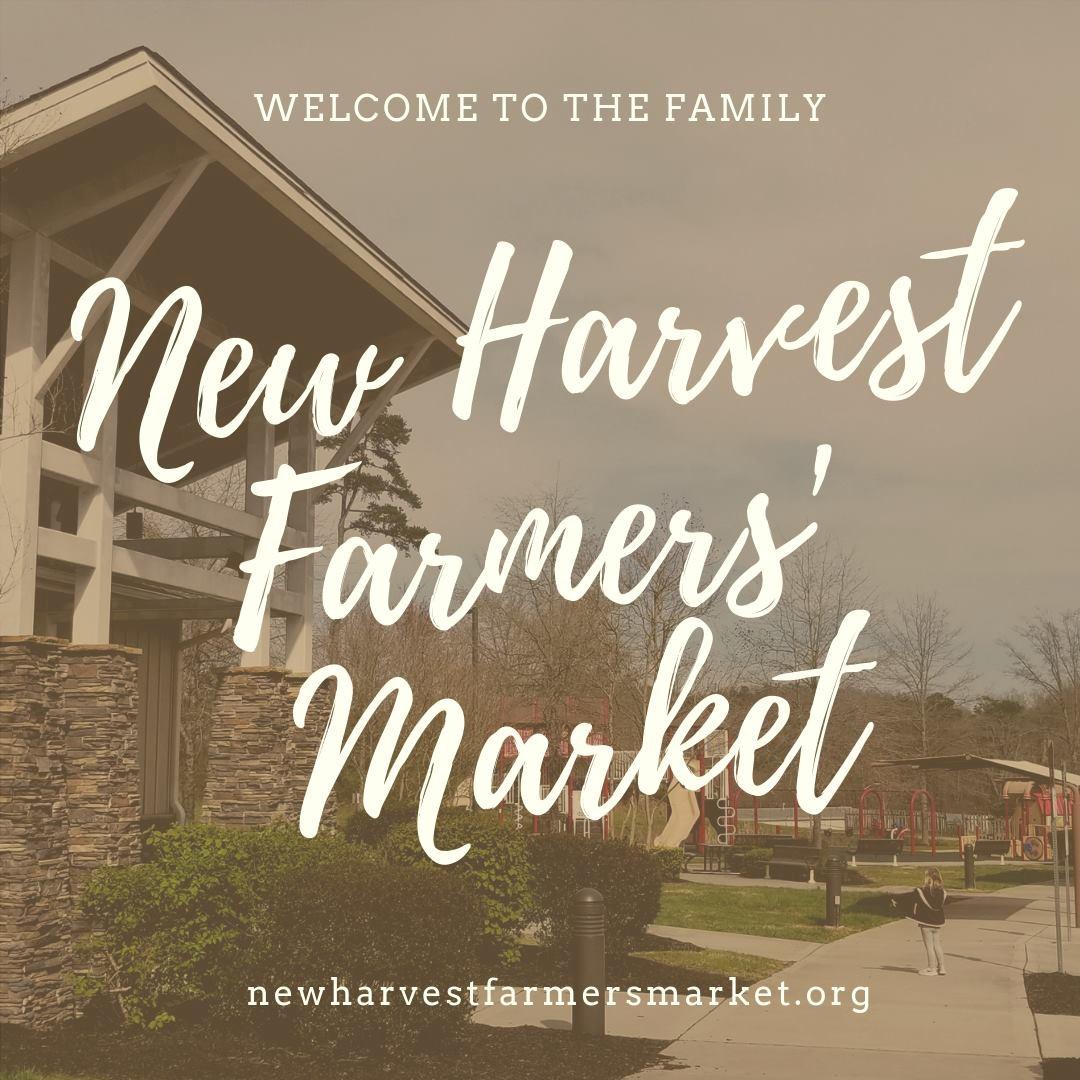 New Harvest Farmer's Market Ready to Kick-Off 2021 Season