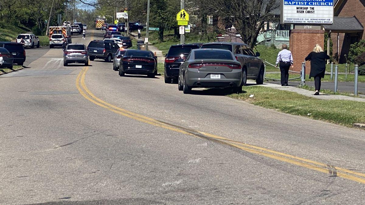 Bullet that hit KPD Officer was not from Austin East Student's Gun